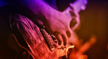 Rock Music Studio Arlington Tx