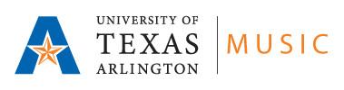 UTA Arlington Music Students