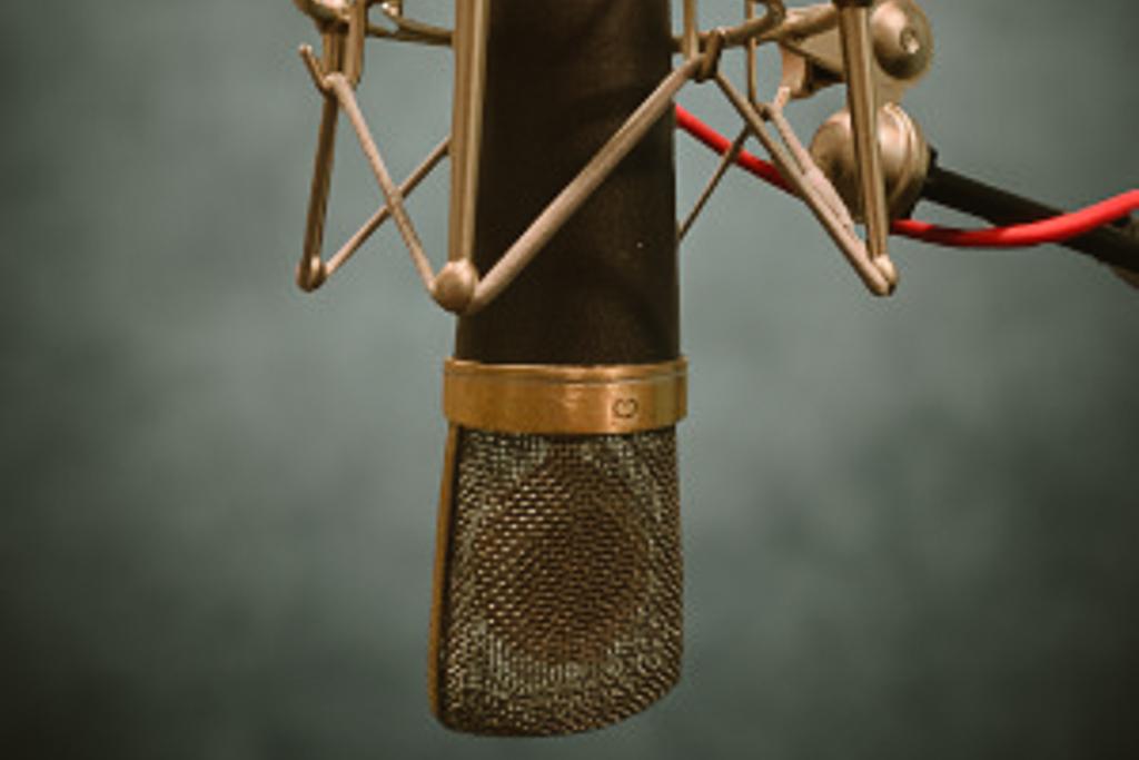 BMM-103 Microphone at BeMelodic Recording Studio in Arlington Tx