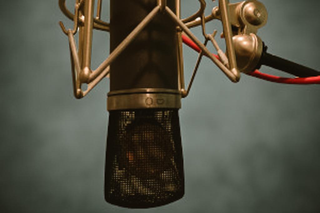 BMM-414 Microphone at BeMelodic Recording Studio in Arlington Tx