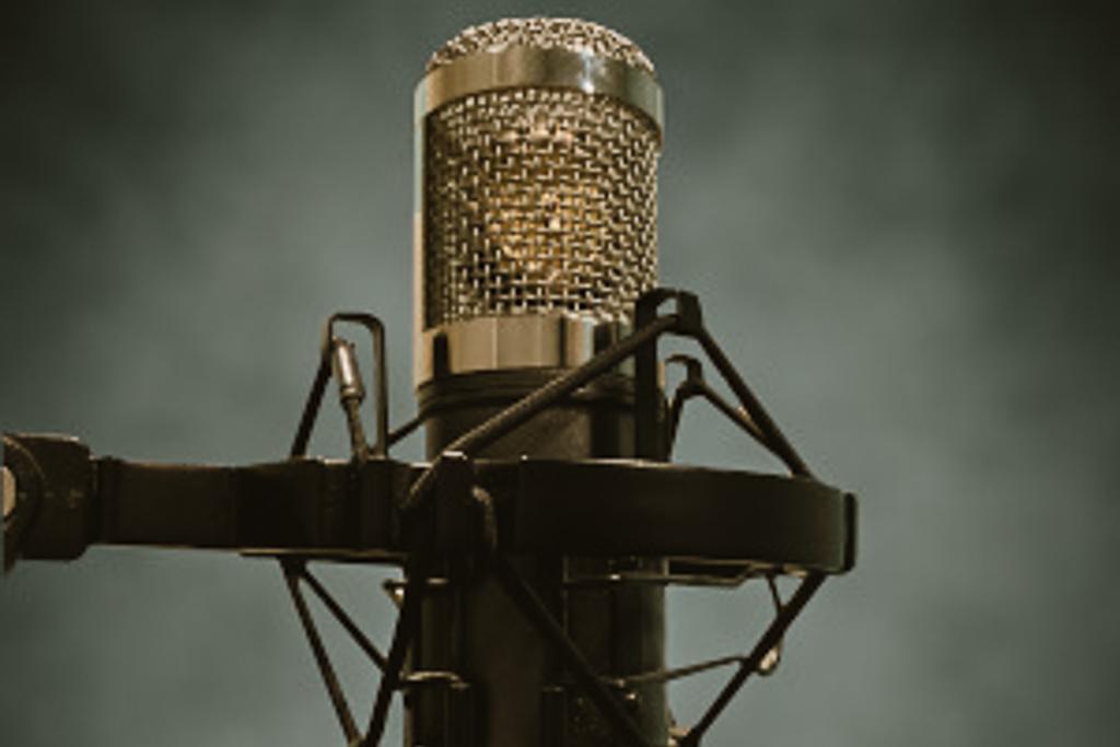 BMM-67 Microphone at BeMelodic Recording Studio in Arlington Tx