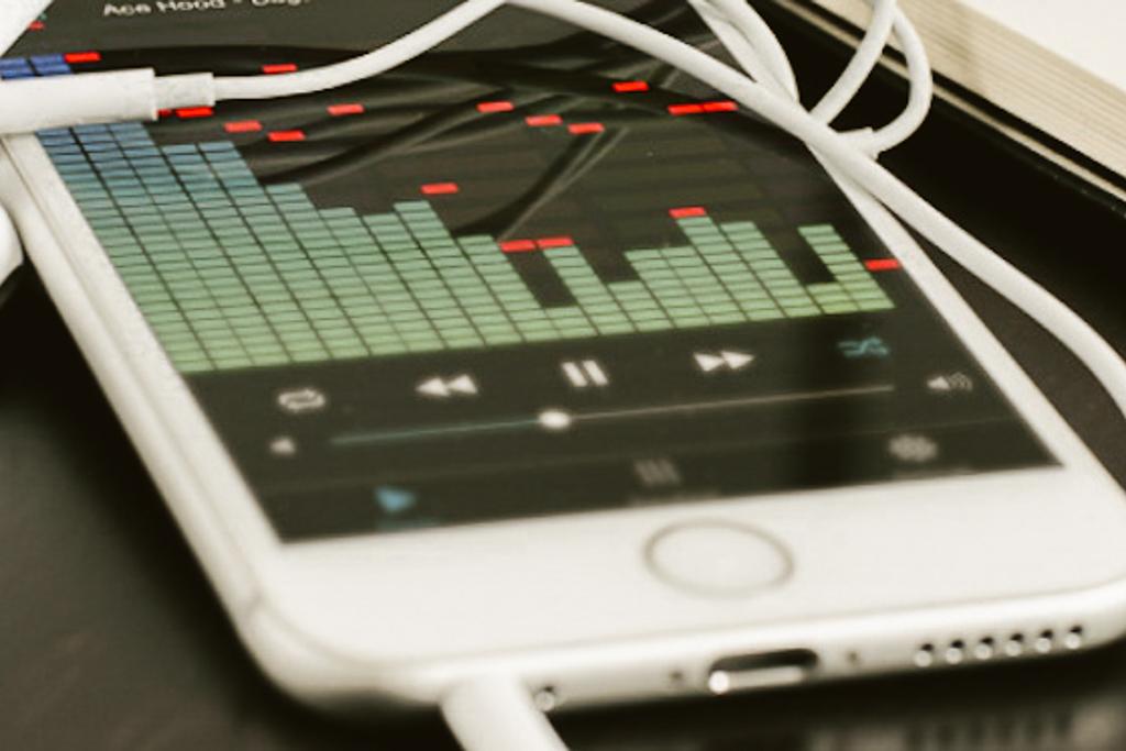 iPhone Recording and Mixing at BeMelodic Recording Studio in Arlington Tx