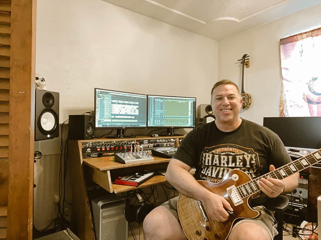 BeMelodic Recording Studio in Fort Worth Dallas Arlington Tx