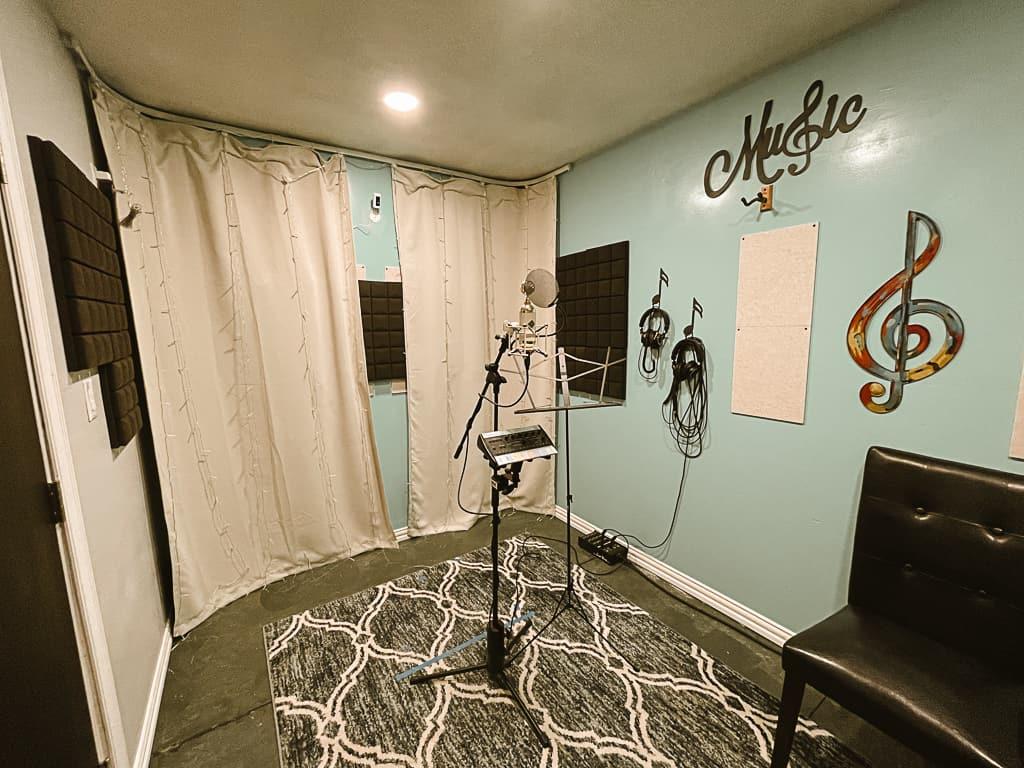 BeMelodic is a Dallas Recording Studio